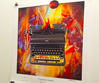 Ray Bradbury's Typewriter