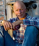 "Ed Harris is one of the celebrated artists featured in Eichenbaum's book, ""The Actor Within"""