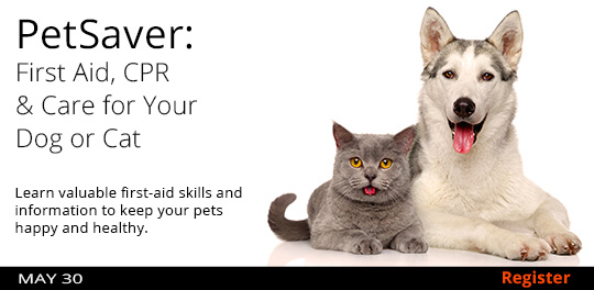 PetSaver: First Aid, CPR & Care for Your Dog or Cat 5-30