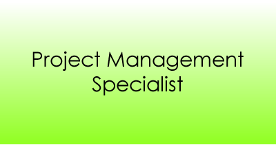 Project Management Specialist