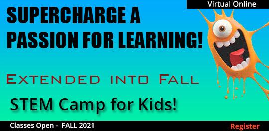 Summer Camp for Kids (8-14)
