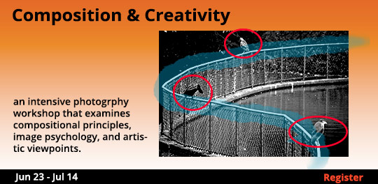 Composition & Creativity, 6/23/2018 - 7/14/2018