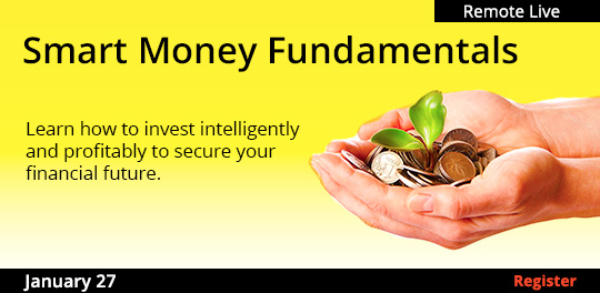 Smart Money Fundamentals, 1/27/2021	1/27/2021 (Remote Live)