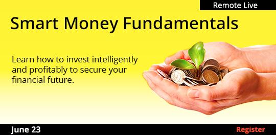 Smart Money Fundamentals (Remote Live) 06/23/2021