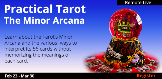 Practical Tarot - The Minor Arcana, 2/23/2021-3/30/2021