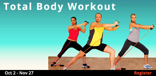 Total Body Workout, 10/2/2019 - 11/27/2019