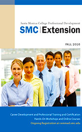 Fall 2016 SMC Extension Catalog