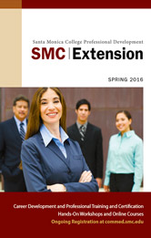 Spring 2016 Professional Development Catalog