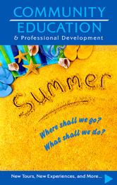 Summer 2017 Community Education Catalog (PDF)