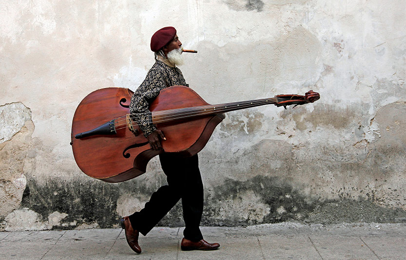 2019 Photo Contest Winner - Cuban Cool - Photographer: Laurie McCormick