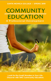 Spring 2019 Community Education Catalog (PDF)