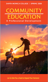 Spring 2020 Community Education Catalog (PDF)