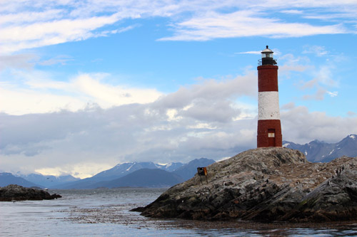 Geri Ann Galanti - Sailing in Ushuaia