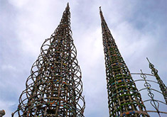 Tours - Watts Towers and Downtown LA