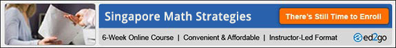 Singapore Math Strategies - explore what Singapore Math is and how it has become such a powerful and highly regarded math curriculum.