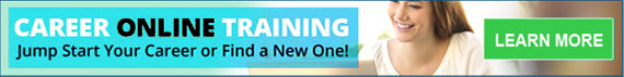 Career Online Training - Jump Start Your Career or Find a New One!
