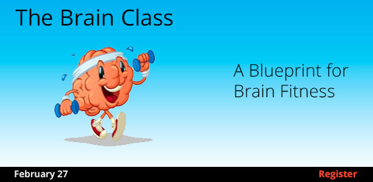The Brain Class - Change Your Mind 2/27