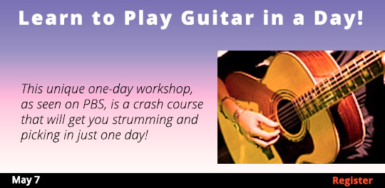 Learn to Play Guitar in a Day! 5/7