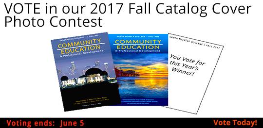 Vote for 2017 Photo Contest