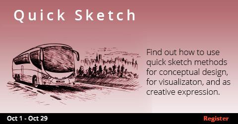 Quick Sketch 10/1 - 10/29