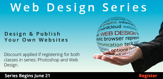 Adobe Photoshop / Design & Publish Your Own Websites 6/21/2017