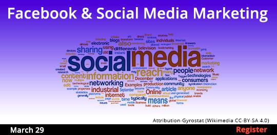 Facebook & Social Media Marketing 3/29