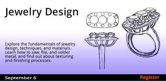 Jewelry Design 9/6