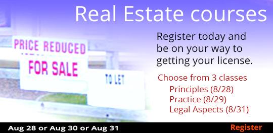 Real Estate Principles 8/28