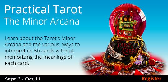 Practical Tarot - The Minor Arcana  9/6-10/11