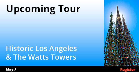 Historic Los Angeles & Watts Tower 5/7