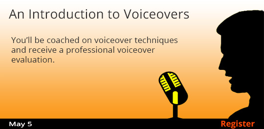 Introduction to Voiceovers  5/5