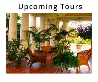 Upcoming Tours schedule link
