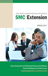 Spring 2017 Professional Development Catalog link