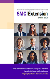 Fall 2018 SMC Extension Catalog (PDF)