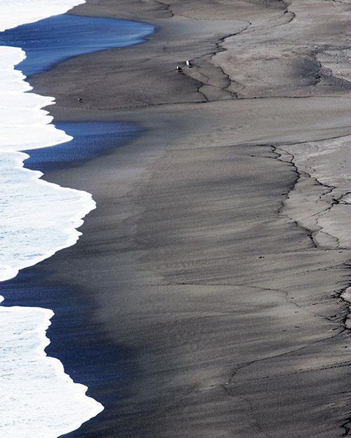 Mara Zaslove - Sand Painting