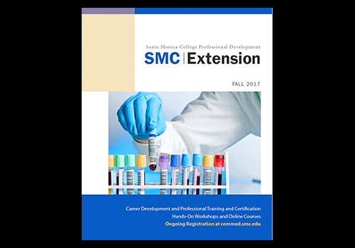 Fall 2017 SMC Extension Catalog