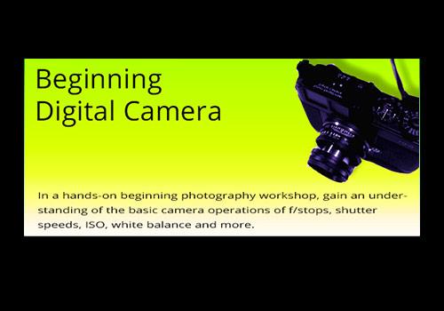 Beginning Digital Camera