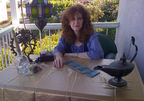 Davida Rappaport - Tarot master