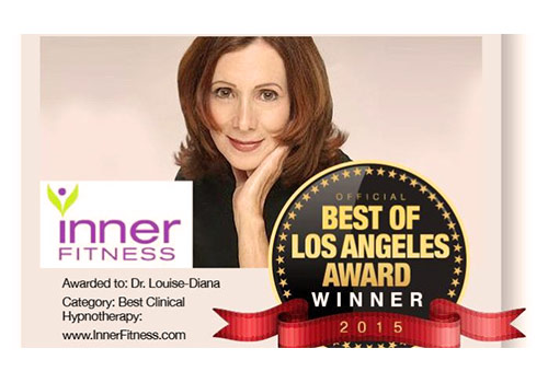 Dr. Louise-Diana won Best of LA award
