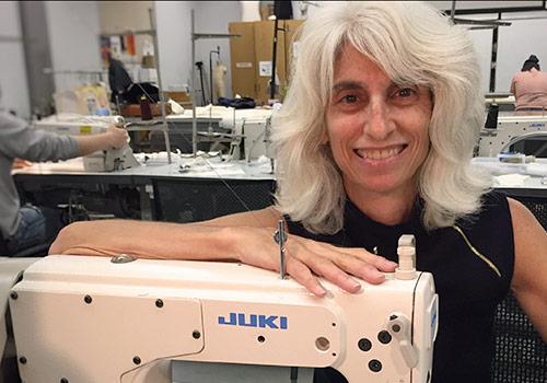 Barbara Rain teaches Sewing Bootcamp
