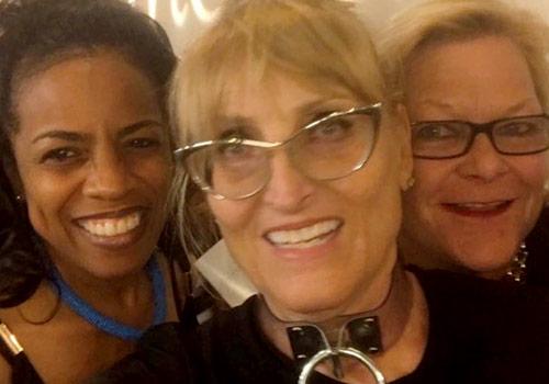 La Tanya Louis, Lorrie Ivas and Jan Ardell