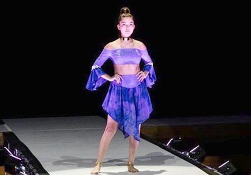 SMC's La Mode fashion show runway