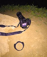 Dean Reyes' camera