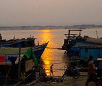 Myanmar - Sunset